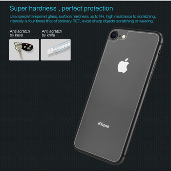 iPhone 8 Back Tempered Glass Protector