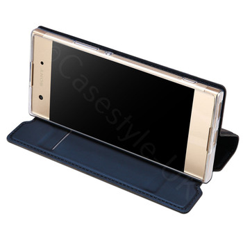 Sony Xperia XA1 Ultra Cover Case Blue