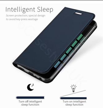 OnePlus 5T Flip Cover Case Blue