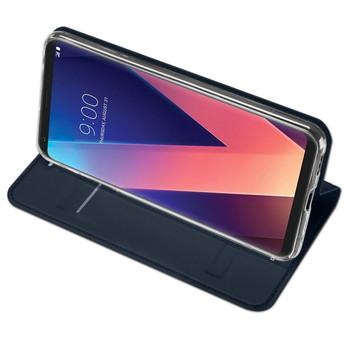 LG V30 Case Cover Blue