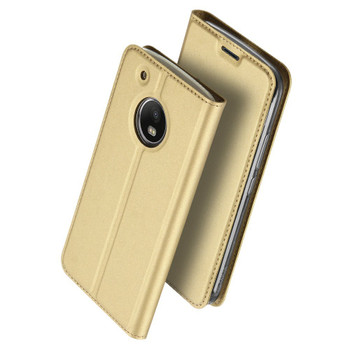 Moto G5S PLUS Case Cover Gold