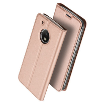 Moto G5S PLUS Case Rose Gold