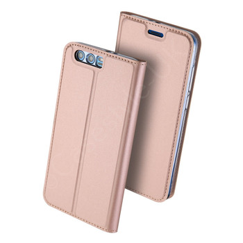 Honor 9 Case Cover Rose Gold