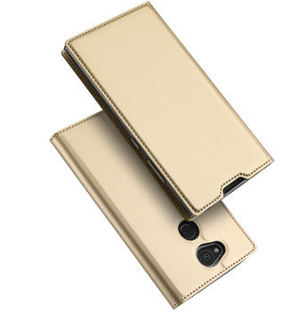 Sony Xperia L2 Case Leather