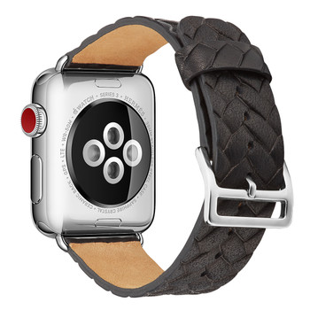 Apple Watch Series Leather Strap
