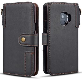 Samsung S9 Phone Wallet Case