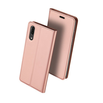 Huawei P20 Case Cover Rose Gold