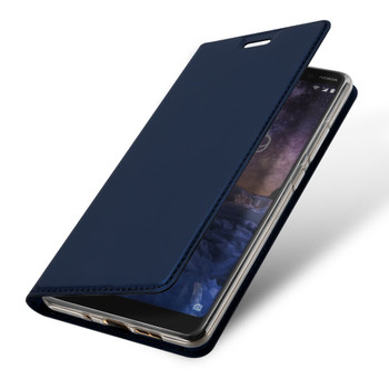 Nokia 7 Plus Case Cover Blue