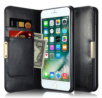 Luxury Phone 8 Plus Wallet