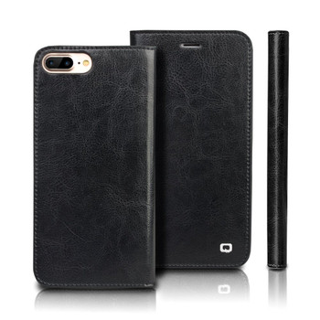 """iPhone 8+""""Plus"""" Handcrafted Luxury Leather Case"""