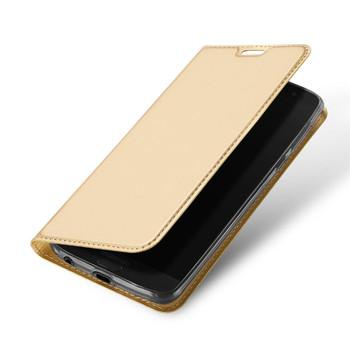 Moto G6 Case Cover Gold