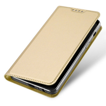 Samsung Galaxy A8 2018 Case Cover Gold