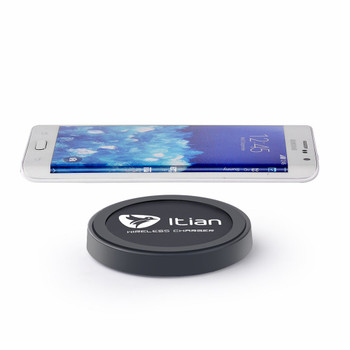 Qi Wireless Charging Pad for Samsung Galaxy S9/S9+Plus
