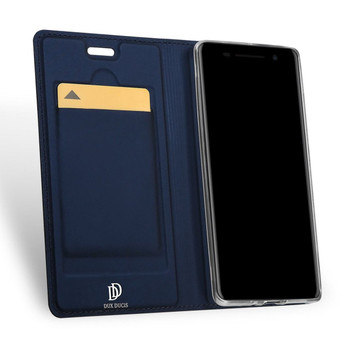 Nokia 8 Sirocco Cover Case Blue