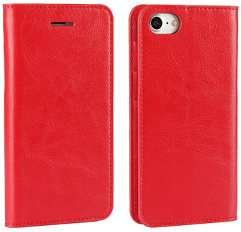 iPhone 8 Leather Cover