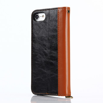 iPhone 7 Bookbook Style Leather Case Cover