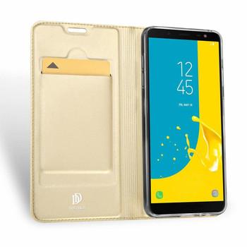Samsung Galaxy J6 2018 Protective Case Gold