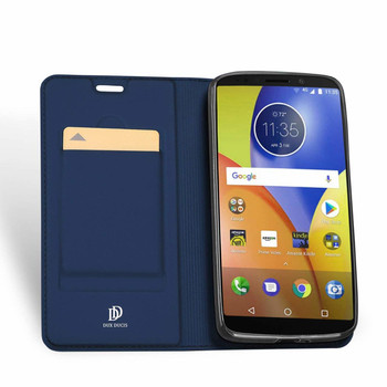 Moto G6 Play Case Cover Blue