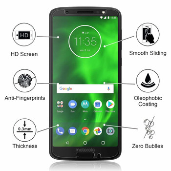 Moto G6 Glass Screen Protector