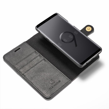 "Samsung Galaxy S9+""Plus"" Leather Wallet Case & Back Cover"