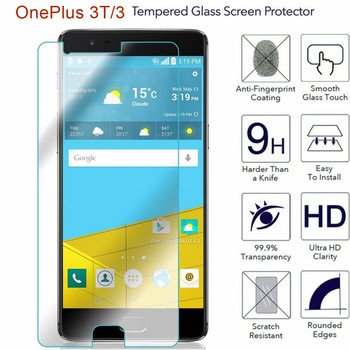 OnePlus 3T/3 Tempered Glass