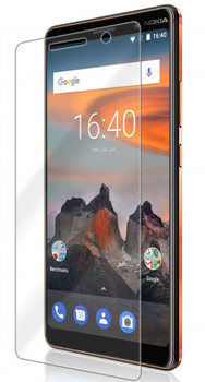 Nokia 7 Plus Tempered Glass