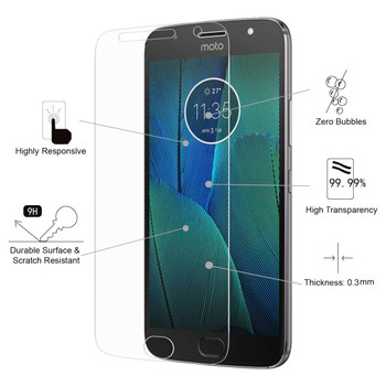 Moto G5S PLUS Tempered Glass Protector