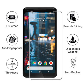 Google Pixel-2 XL Tempered Glass Protector