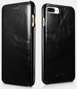 IPhone 8 Plus Cow Leather Case