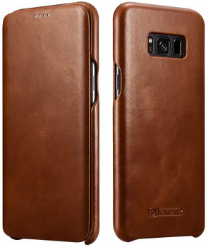 Samsung S8 Plus Leather Cover