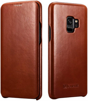 Samsung S9 Genuine Leather Case