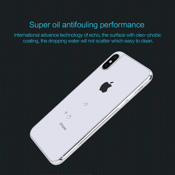 iPhone XS Back Tempered Glass Protector
