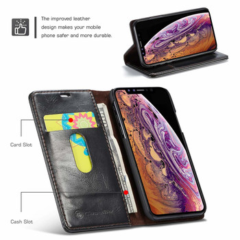 iPhone XS MAX Folio Wallet Case Cover