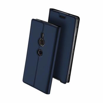 Sony Xperia XZ3 Case Cover Blue