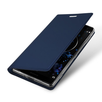 Sony Xperia XZ2 PREMIUM Cover Case Navy