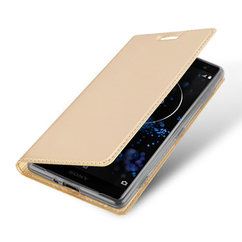 Sony Xperia XZ2 PREMIUM Case Light Gold