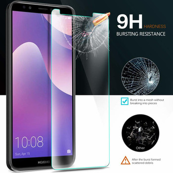 Huawei Y7 2018 Tempered Glass