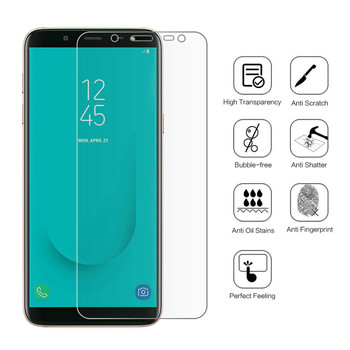 Samsung Galaxy J6 2018 Tempered Glass