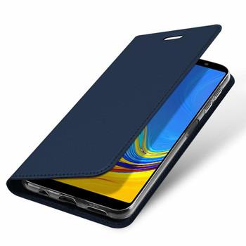 Samsung Galaxy A7 2018 Case Cover Blue