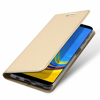 Samsung Galaxy A7 2018 Case Cover Cream