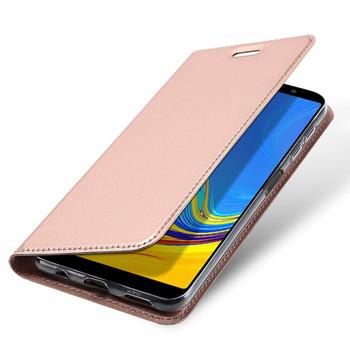 Samsung Galaxy A7 2018 Case Rose Gold