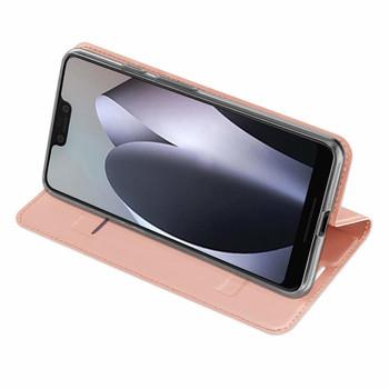 Google Pixel-3 XL Flip Case Cover Pink