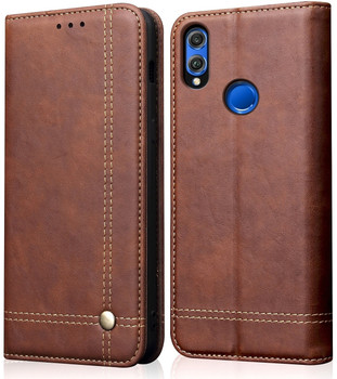 Honor 8X Leather Case