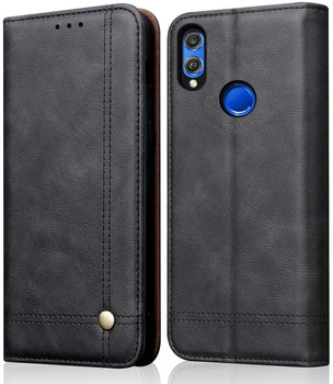 Honor 8X Leather Wallet Case