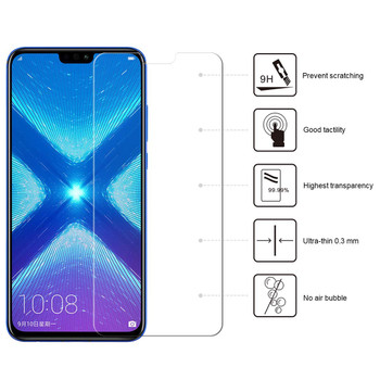 Honor 8X Tempered Glass Screen Protector