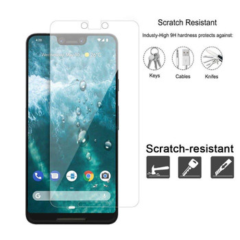 Google Pixel-3 XL Tempered Glass Screen Protector