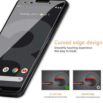 Google Pixel-3 Tempered Glass
