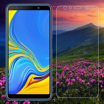 Samsung Galaxy A7 2018 Tempered Glass Protector