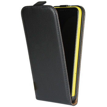 iPhone XR Leather Flip Case