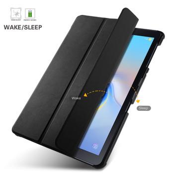 Samsung Tab A 10.5 Inch Smart Case Cover Black